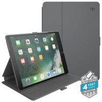"Speck Balance Folio - Etui iPad Air / Pro 10.5"" w/Magnet & Stand up (Stormy Grey/Charcoal Grey)"