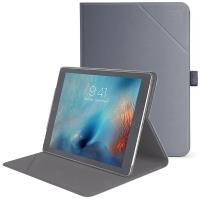 "TUCANO Minerale - Etui iPad Air / Pro 10.5"" w/Magnet & Stand up (Space Grey)"