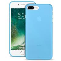"PURO Ultra Slim ""0.3"" Cover - Etui iPhone 8 Plus / 7 Plus (niebieski)"