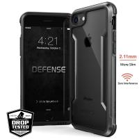 X-Doria Defense Shield - Etui aluminiowe iPhone 8 / 7 (Black)