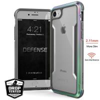 X-Doria Defense Shield - Etui aluminiowe iPhone 8 / 7 (Iridescent)