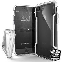 X-Doria Defense Clear - Etui iPhone 8 / 7 (White)