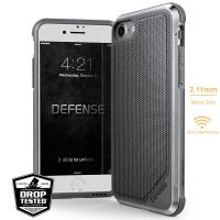 X-Doria Defense Lux - Etui aluminiowe iPhone 8 / 7 (Ballistic Nylon)