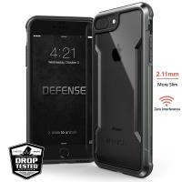 X-Doria Defense Shield - Etui aluminiowe iPhone 8 Plus / 7 Plus (Black)