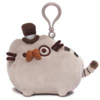 Pusheen - Brelok do kluczy z klipsem Fancy (12 x 9 cm)