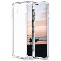 Zizo PC+TPU Case - Etui iPhone X (Clear)