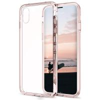Zizo PC+TPU Case - Etui iPhone X (Crystal Pink)