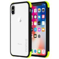 Incipio Reprieve SPORT - Etui iPhone X (Volt/Black/Clear)