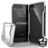 X-Doria Defense Clear - Etui iPhone 8 Plus / 7 Plus (White)