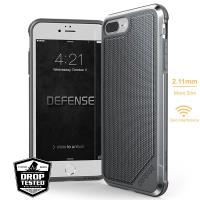 X-Doria Defense Lux - Etui aluminiowe iPhone 8 Plus / 7 Plus (Ballistic Nylon)
