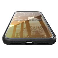 X-Doria Dash - Etui iPhone X (Black Leather)