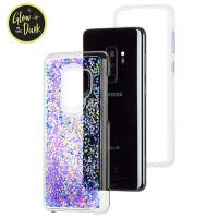 Case-mate Tough Naked - Etui Samsung Galaxy S9+ (Glow Waterfall Purple)