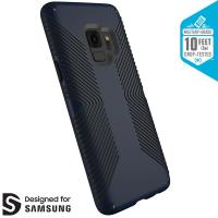 Speck Presidio Grip - Etui Samsung Galaxy S9 (Eclipse Blue/Carbon Black)