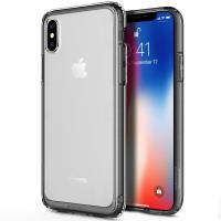 Obliq Naked Shield - Etui iPhone X (Black)