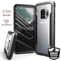 X-Doria Defense Shield - Etui aluminiowe Samsung Galaxy S9 (Black)