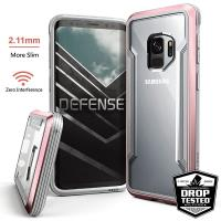 X-Doria Defense Shield - Etui aluminiowe Samsung Galaxy S9 (Rose Gold)