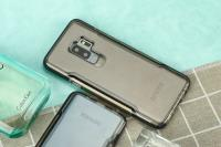X-Doria Defense Clear - Etui Samsung Galaxy S9+ (czarny)