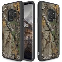 Zizo Sleek Hybrid Design Cover - Etui Samsung Galaxy S9 (Woods)