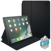 "Speck Balance Folio Leather - Etui skórzane iPad 9.7"" (2018/2017) / iPad Pro 9.7"" / iPad Air 2 / iPad Air w/Magnet & Stand up (Black)"