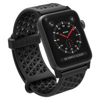 Catalyst Sport Band - Elastyczny pasek do Apple Watch 42/44 mm (Stealth Black)