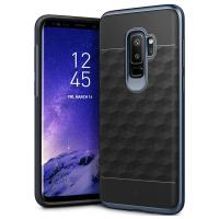 Caseology Parallax Case - Etui Samsung Galaxy S9+ (Black/Deepblue)