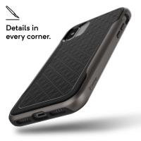 Caseology Apex Case - Etui iPhone Xs / X (Black/Warm Gray)