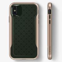 Caseology Apex Case - Etui iPhone Xs / X (Pine Green)