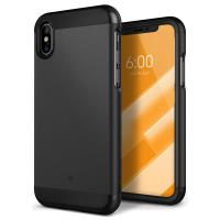 Caseology Savoy Case - Etui iPhone Xs / X (Black)