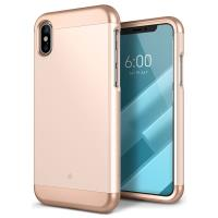 Caseology Savoy Case - Etui iPhone Xs / X (Gold)