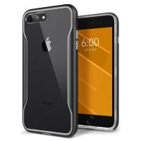 Caseology Apex Clear Case - Etui iPhone 8 Plus / 7 Plus (Black)