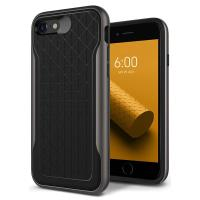 Caseology Apex Case - Etui iPhone 8 / 7 (Black/Warm Gray)