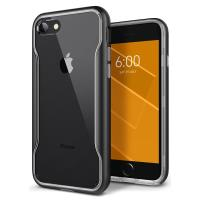 Caseology Apex Clear Case - Etui iPhone 8 / 7 (Black)