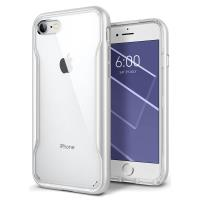 Caseology Apex Clear Case - Etui iPhone 8 / 7 (White)