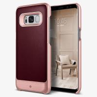 Caseology Fairmont Case - Etui Samsung Galaxy S8 (Cherry Oak)