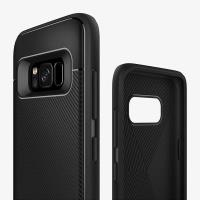 Caseology Vault II Case - Etui Samsung Galaxy S8+ (Black)