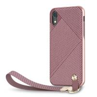 Moshi Altra - Etui iPhone XR (Blossom Pink)