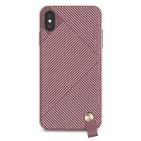 Moshi Altra - Etui iPhone Xs Max (Blossom Pink)