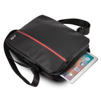 "BMW Urban Collection - Torba na tablet 10"" (Carbon/Red Strips)"