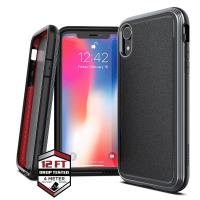 X-Doria Defense Ultra - Pancerne etui iPhone XR (Drop test 4m) (Black)