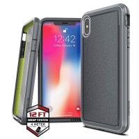 X-Doria Defense Ultra - Pancerne etui iPhone Xs Max (Drop test 4m) (Gray)