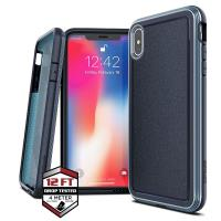 X-Doria Defense Ultra - Pancerne etui iPhone Xs Max (Drop test 4m) (Blue)