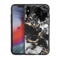 Laut MINERAL GLASS - Etui iPhone Xs / X (Mineral Black)