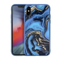 Laut MINERAL GLASS - Etui iPhone Xs / X (Mineral Blue)
