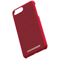 Nordic Elements Saeson Idun - Materiałowe etui iPhone 8 Plus / 7 Plus / 6s Plus / 6 Plus (Red)