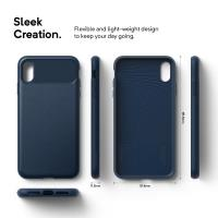 Caseology Vault Case - Etui iPhone Xs Max (Midnight Blue)
