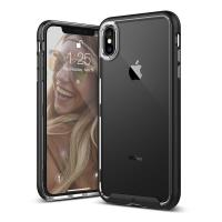 Caseology Skyfall Case - Etui iPhone Xs Max (Black)