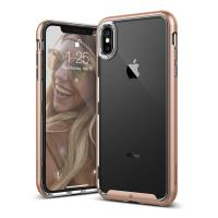 Caseology Skyfall Case - Etui iPhone Xs Max (Gold)