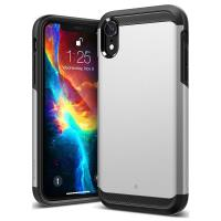 Caseology Legion Case - Etui iPhone XR (Silver)