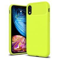 Caseology Vault Case - Etui iPhone XR (Lime)