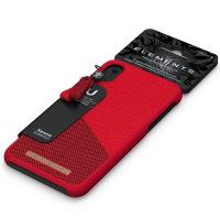 Nordic Elements Saeson Freja - Etui iPhone 8 / 7 / 6s / 6 (Red)